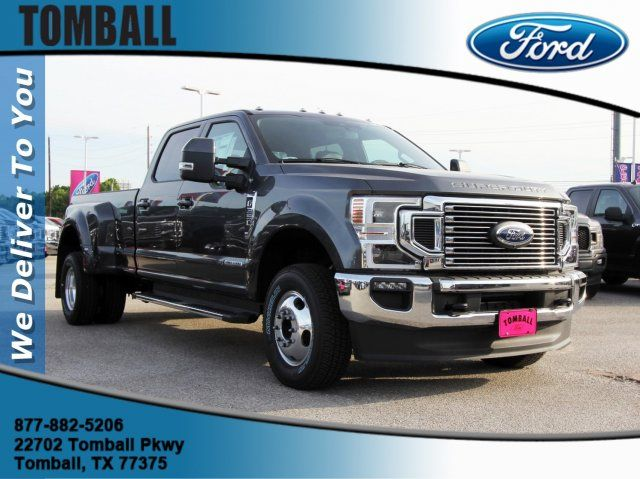 2020 Ford Super Duty F-350 DRW Pickup LARIAT