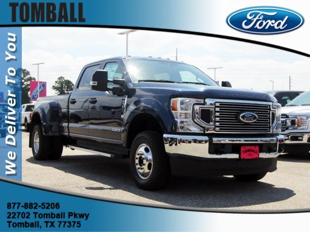 2020 Ford Super Duty F-350 DRW Pickup XL
