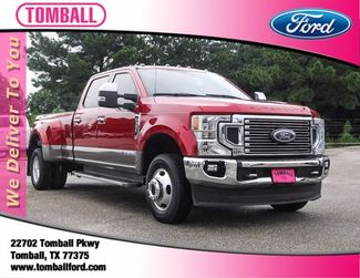 2020 Ford Super Duty F-350 DRW in Tomball, TX 77375