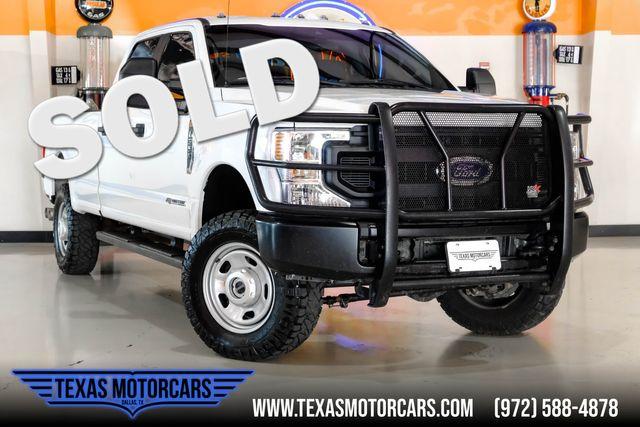 2020 Ford Super Duty F-350 XL SRW 4x4 in Plano, TX 75075