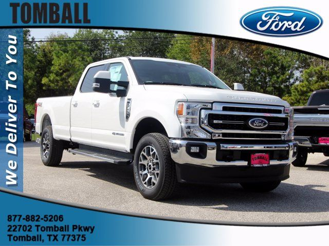 2020 Ford Super Duty F-350 SRW Pickup LARIAT