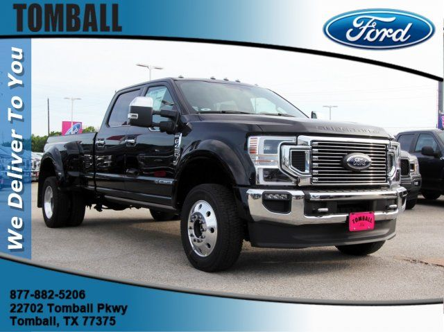 2020 Ford Super Duty F-450 Pickup King Ranch