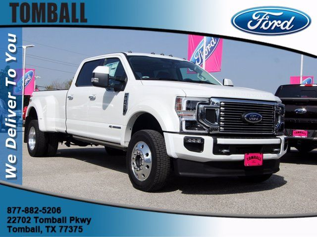 2020 Ford Super Duty F-450 Pickup Limited