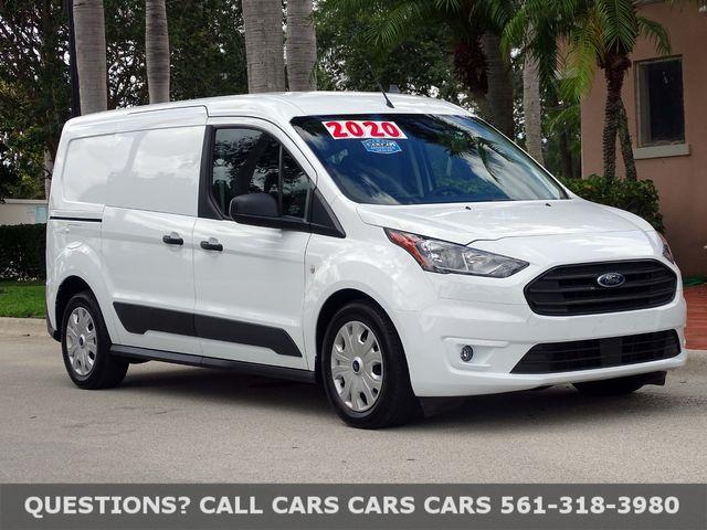 2020 Ford Transit Connect Van XLT