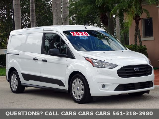 2020 Ford Transit Connect Van XLT in West Palm Beach, Florida 33411