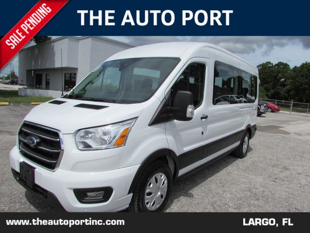 2020 Ford Transit 15 pass. XLT High Roof