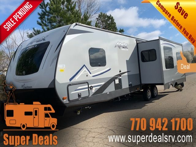 2020 Forest River Apex293 RLDS