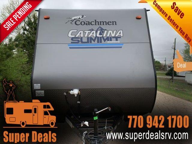 2020 Coachmen Catalina Summit 172BH