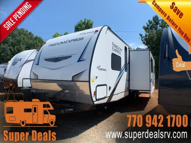 2020 Coachmen Freedom Express Select 28.7SE