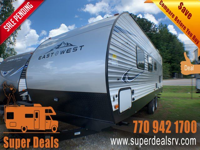 2020 Forest River Della Terra East to West 25KRB in Temple, GA 30179
