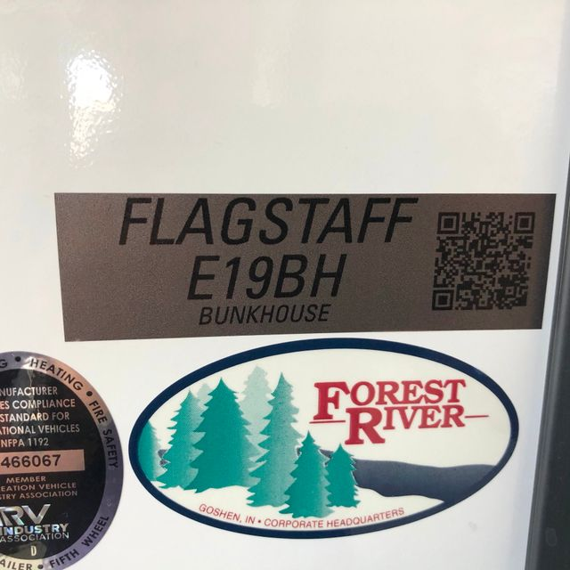 2020 Forest River E-PRO 19BHG Albuquerque, New Mexico 5