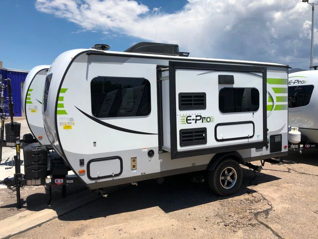 2020 Forest River E-PRO 16BH Albuquerque, New Mexico 1