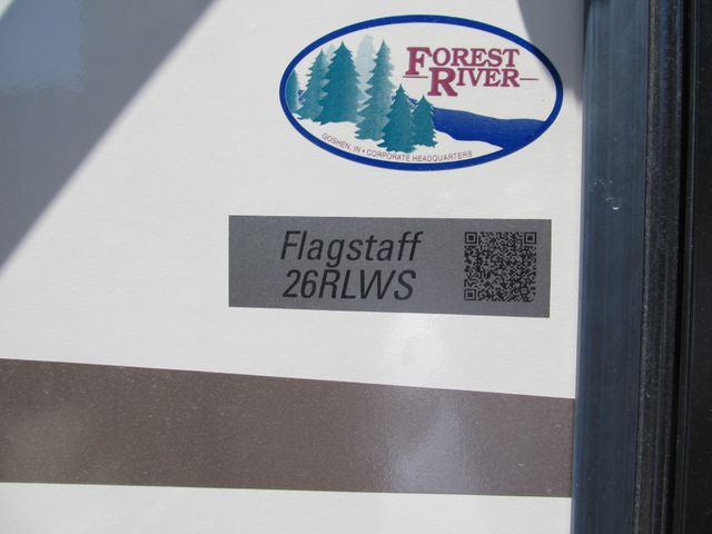 2020 Forest River FLAGSTAFF 26RLWS Albuquerque, New Mexico 1