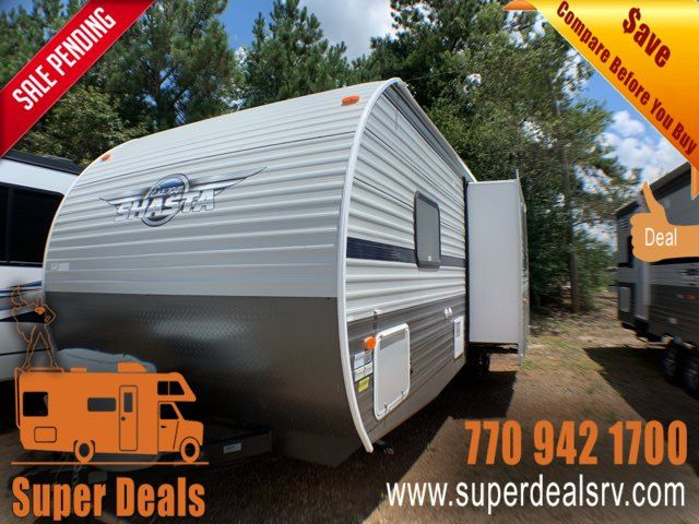 2020 Forest River Shasta 25RS