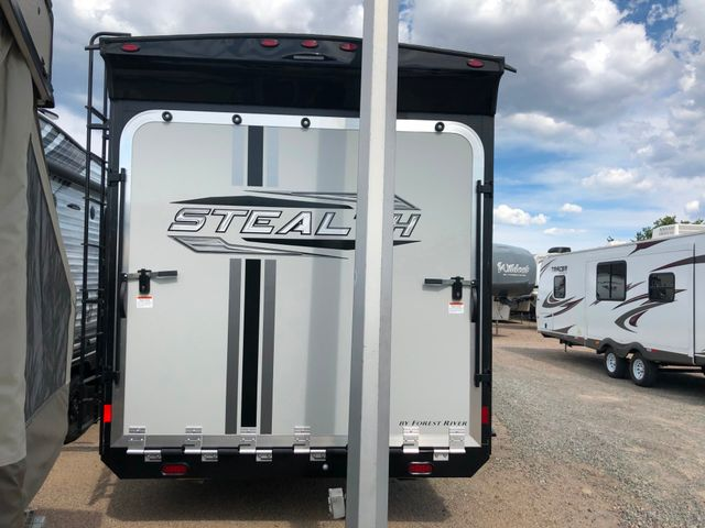 2020 Forest River STEALTH RQ2916-CA Albuquerque, New Mexico 2