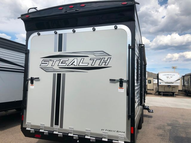 2020 Forest River STEALTH RQ2715-CA Albuquerque, New Mexico 2