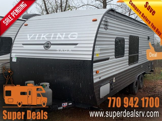 2020 Forest River Viking 21SFQ