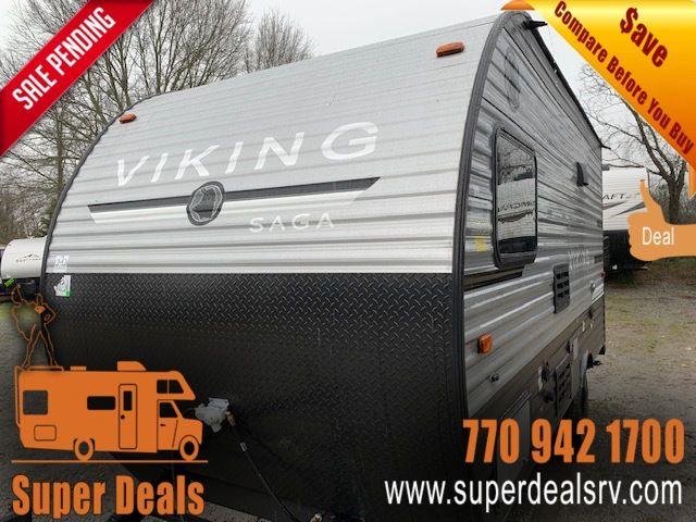 2020 Forest River Viking Saga 16FB