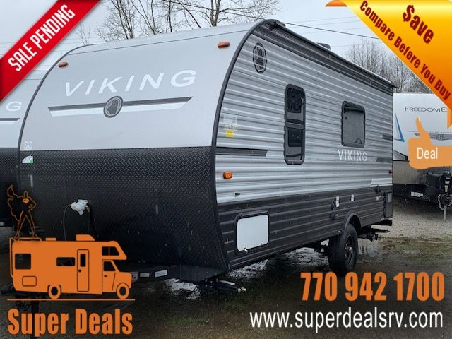2020 Forest River Viking Ultra Lite 17FQ in Temple, GA 30179