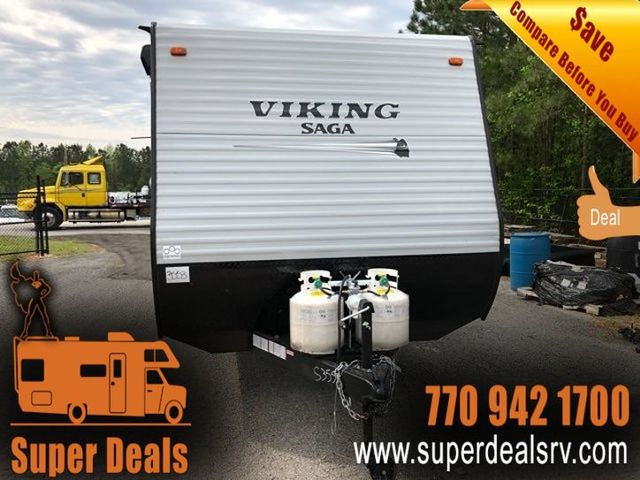 2020 Forest River Viking Ultra-Lite 21BH SAGA in Temple, GA 30179