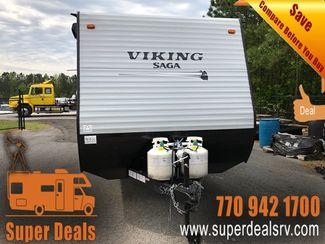 2020 Forest River Viking Ultra-Lite 21BH SAGA in Temple, GA 30179