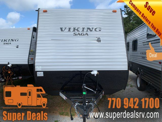 2020 Forest River Viking Ultra-Lite 16SFB SAGA in Temple, GA 30179