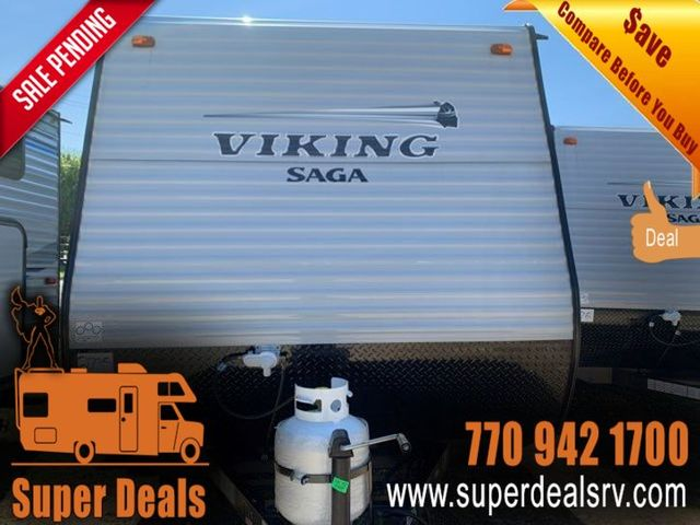 2020 Forest River Viking Ultra-Lite 17SBH SAGA