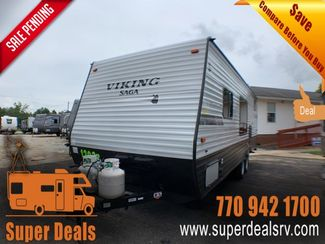 2020 Forest River Viking Ultra-Lite 21SBH SAGA in Temple, GA 30179