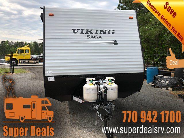 2020 Forest River Viking Ultra-Lite 21SBH SAGA