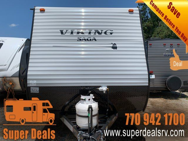 2020 Forest River Viking Ultra-Lite 16SFB SAGA