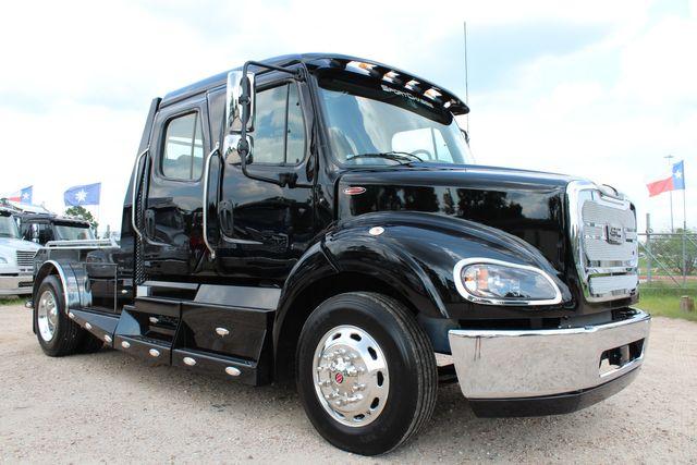 2020 Freightliner M2 112 SportChassis RHA Luxury Ranch Hauler DD13 CONROE, TX 18