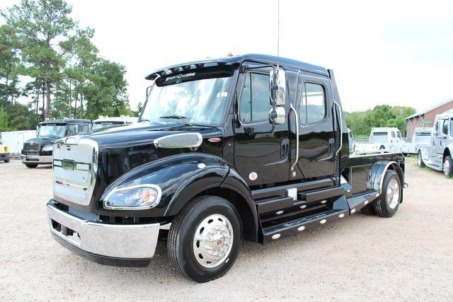 2020 Freightliner M2 112 SportChassis RHA Luxury Ranch Hauler DD13 CONROE, TX 8