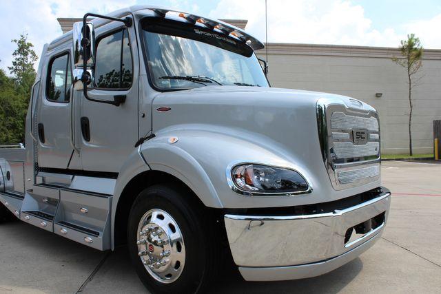 2020 Freightliner M2 112 SPORTCHASSIS RHA DD13 Big Block 500+ HP 1650 torq CONROE, TX 2