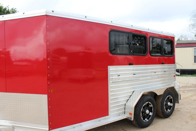2020 Frontier LOW PRO SHOW 4 PEN 4 ADJ PEN SYSTEM, REAR RAMP, LINED/ INSULATED ROOF CONROE, TX 6