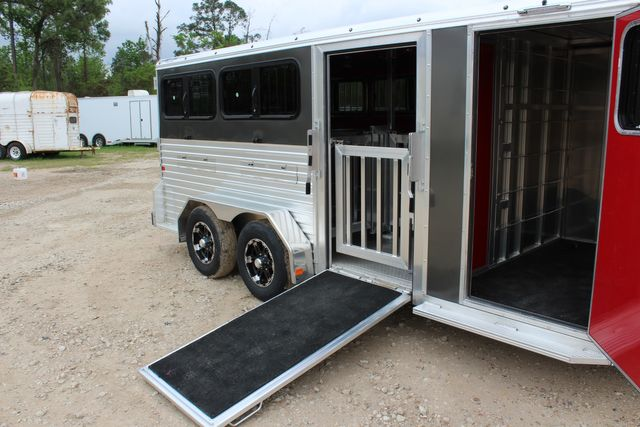 2020 Frontier LOW PRO SHOW 6 pen show BP ramp, side ramp, electric, pen CONROE, TX 30