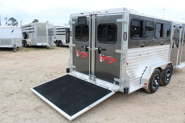 2020 Frontier LOW PRO SHOW 6 pen show BP ramp, side ramp, electric, pen CONROE, TX 21