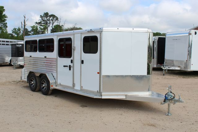 2020 Frontier LOW PRO SHOW 6 pen Livestock show trailer with adjustable pen system+ CONROE, TX 0