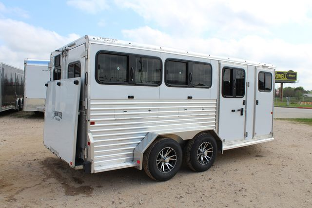 2020 Frontier LOW PRO SHOW 6 pen Livestock show trailer with adjustable pen system+ CONROE, TX 28