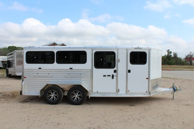 2020 Frontier LOW PRO SHOW 6 pen Livestock show trailer with adjustable pen system+ CONROE, TX 29