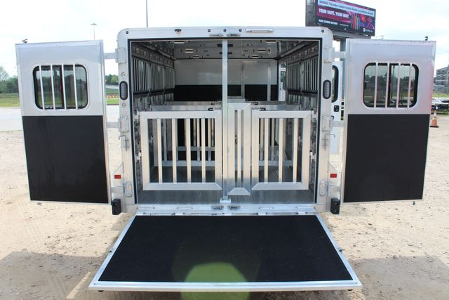 2020 Frontier LOW PRO SHOW 6 pen Livestock show trailer with adjustable pen system+ CONROE, TX 21