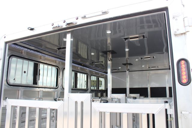 2020 Frontier LOW PRO SHOW 6 pen Livestock show trailer with adjustable pen system+ CONROE, TX 24