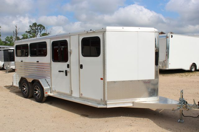 2020 Frontier LOW PRO SHOW 6 pen Livestock show trailer with adjustable pen system+ CONROE, TX 1