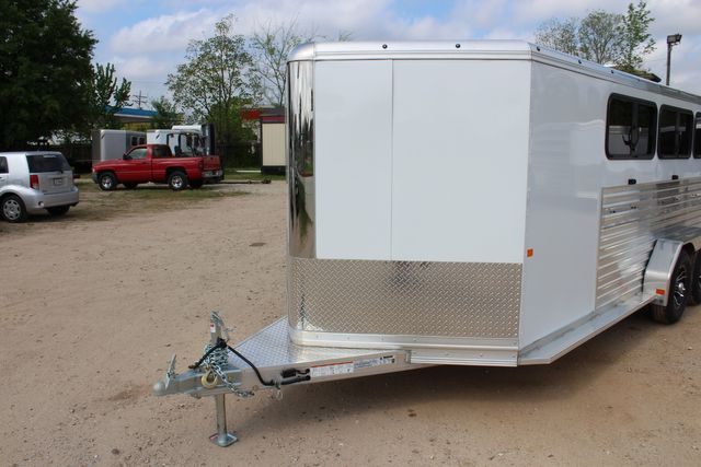 2020 Frontier LOW PRO SHOW 6 pen Livestock show trailer with adjustable pen system+ CONROE, TX 7
