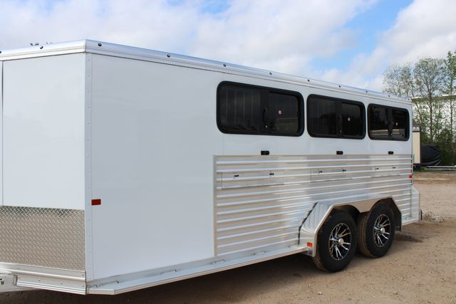 2020 Frontier LOW PRO SHOW 6 pen Livestock show trailer with adjustable pen system+ CONROE, TX 8