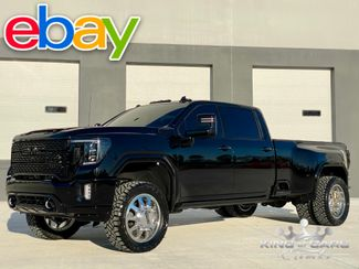 2020 Gmc Denali 3500hd Duramax DIESEL 4X4 FULL COLOR MATCH ON 22'S 6K MILES in Woodbury, New Jersey 08093