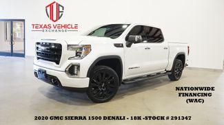 2020 GMC Sierra 1500 Denali 4X4 6.2L,NAV,HTD/COOL LTH,BLK 22'S,18K in Carrollton, TX 75006