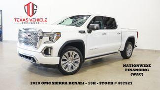 2020 GMC Sierra 1500 Denali 4X4 DIESEL,HUD,ROOF,NAV,360 CAM,22'S,13K in Carrollton, TX 75006