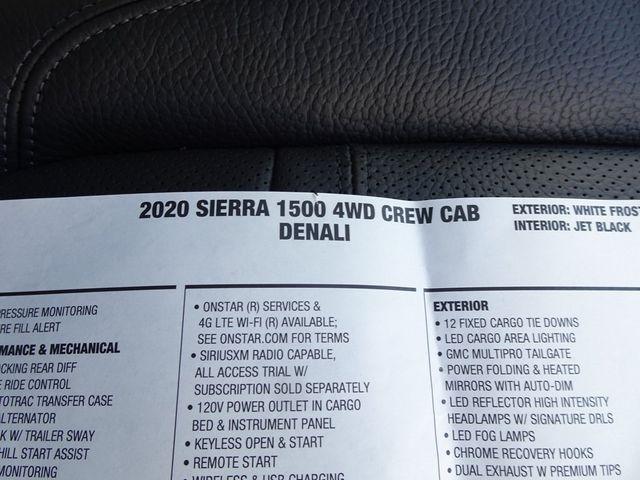 2020 GMC Sierra 1500 Denali Madison, NC 68