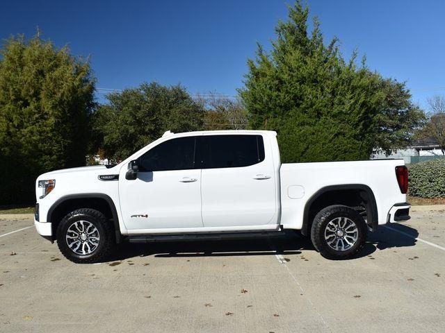 2020 GMC Sierra 1500 AT4 in McKinney, Texas 75070