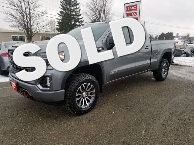 2020 GMC Sierra 1500 AT4 Newport, VT 0